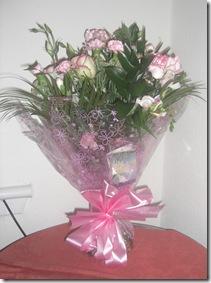 retirement bouquet