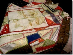 midland crazy patchwork