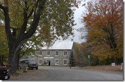 manotick mill from mill street