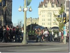 ottawa student protest