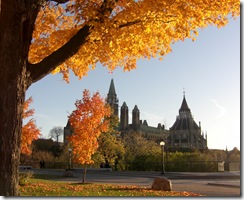 ottawa parliament and library