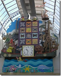 inverness,eastgate clock