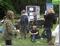 newbattle abbey woodland crafts