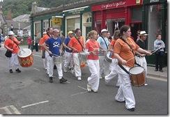 beltane drum band
