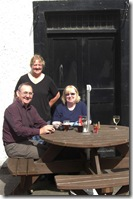 Cromarty Ray Janet, me