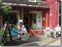 edinburgh new town cafe