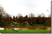 peebles autumn across the river