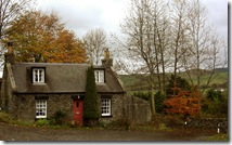 autumn standalane cottage