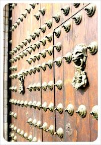 door in lima