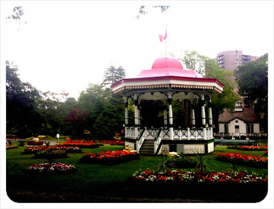 public gardens in halifax pictures