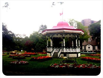 public gardens in halifax pictures