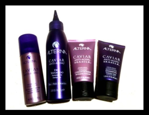 alterna hair care give-away