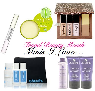 travel beauty month
