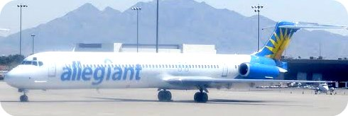 how to book with allegiant