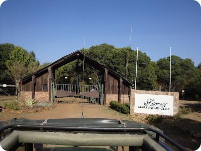 fairmont masai mara gates
