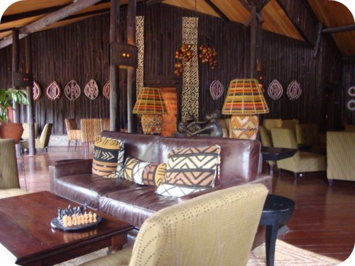 lodge fairmont masai mara