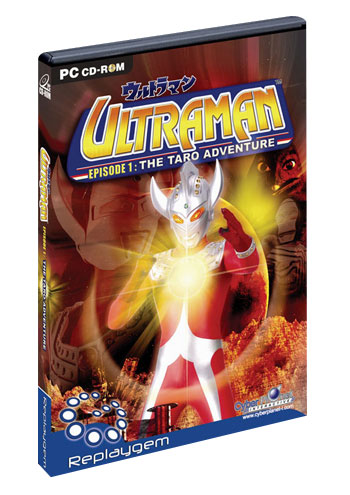 Ultraman Episode 1: The Taro Adventure