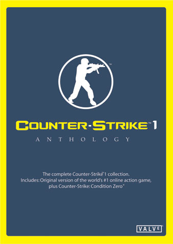 Counter Strike 1: Anthology (PC)