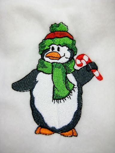 Peppermint Penguin
