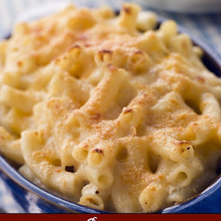 Slow Cooked Macaroni & Cheese