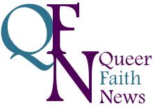 Queer Faith News (QfN) Logo