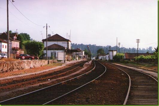 estação de Penafiel-Novelas