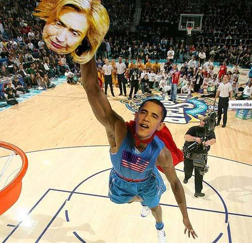 barack-obama-slam-dunks-hillary-clinton1