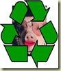 Lipstick on a Recycled Pig