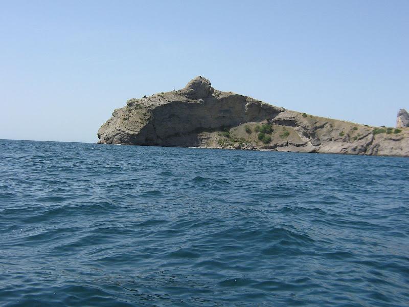 Крым, Новый свет, гора Дельфин