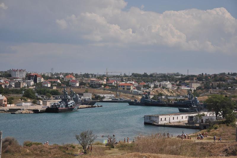 Карантинная бухта в Севастополе
