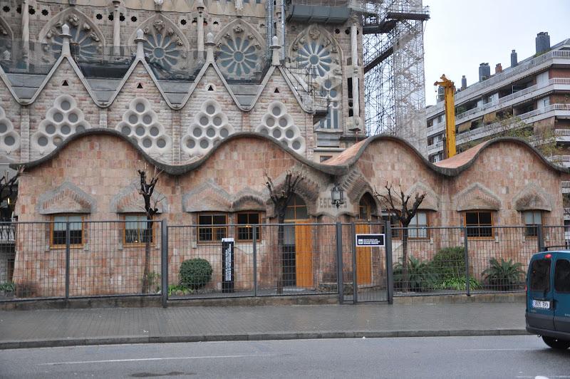Церковно-приходская школа при Саграда Фамилии