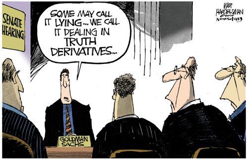Goldman-Sachs-Hearing