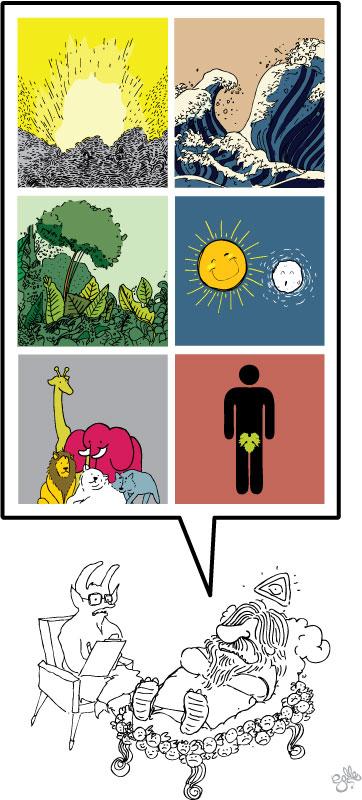 ilustraciones cinicas