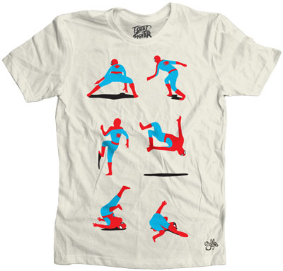Camisa Spider Man Backflip Fail