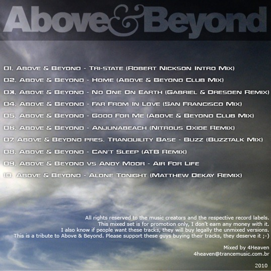 BiO Above & Beyond Back