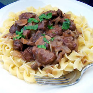 Burgundy Beef Tips Recipes