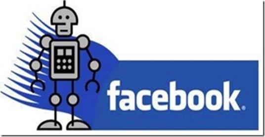 Face Book Robots