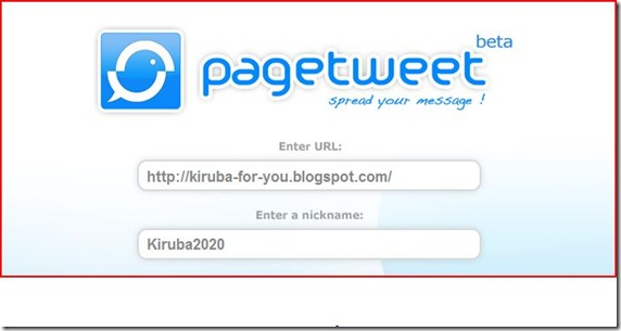Follow Me On Twitter - Kiruba2020