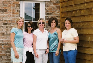 Friends at Neighbors Mill