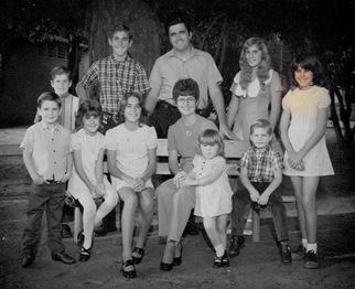 Goulet family 1973 - Valerie