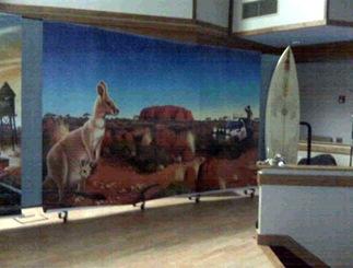 VBS 2009 Backdrop