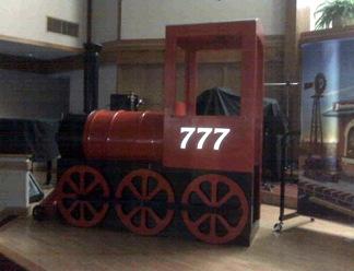 VBS 2009 Train