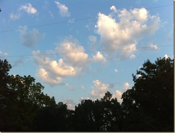 Morning sky (4)