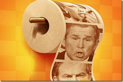 Papiers de toilette insolites