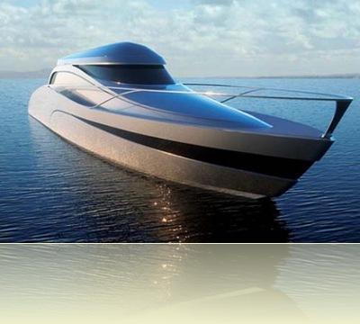 Big Boat Dragovic Yacht
