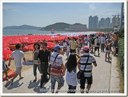 Une plage en Chine-2