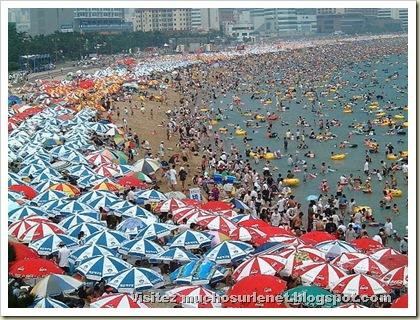 Une plage en Chine-4