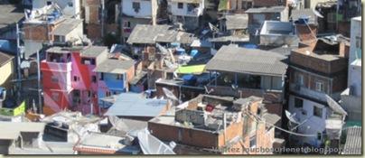 Repeindre les favela, Santa Marta, Brésil-8