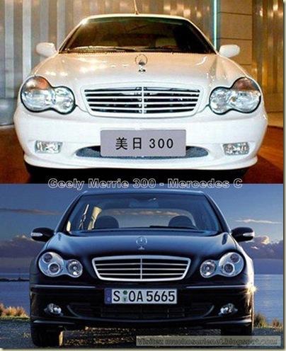Les constructeurs automobiles chinois préfèrent copier-4