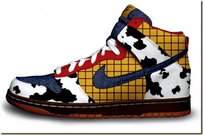 Sneakers Woody